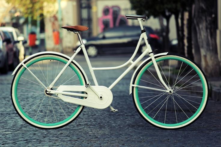 Rewind Bikes Monochrome Recycled Bikes