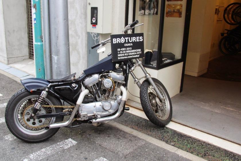 Brotures Osaka
