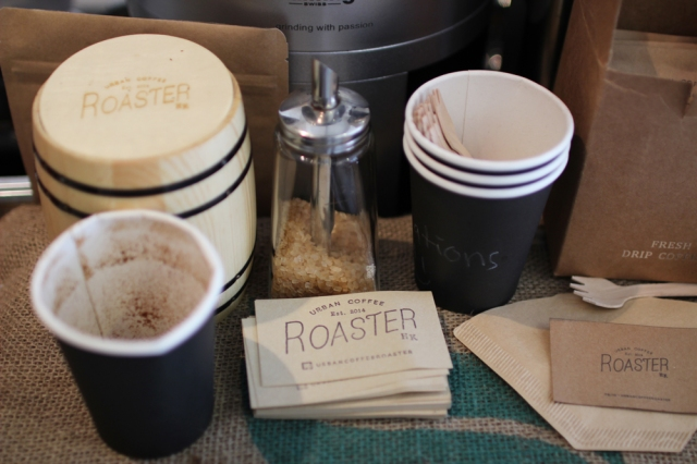 Urban Coffee Roaster香港咖啡廳