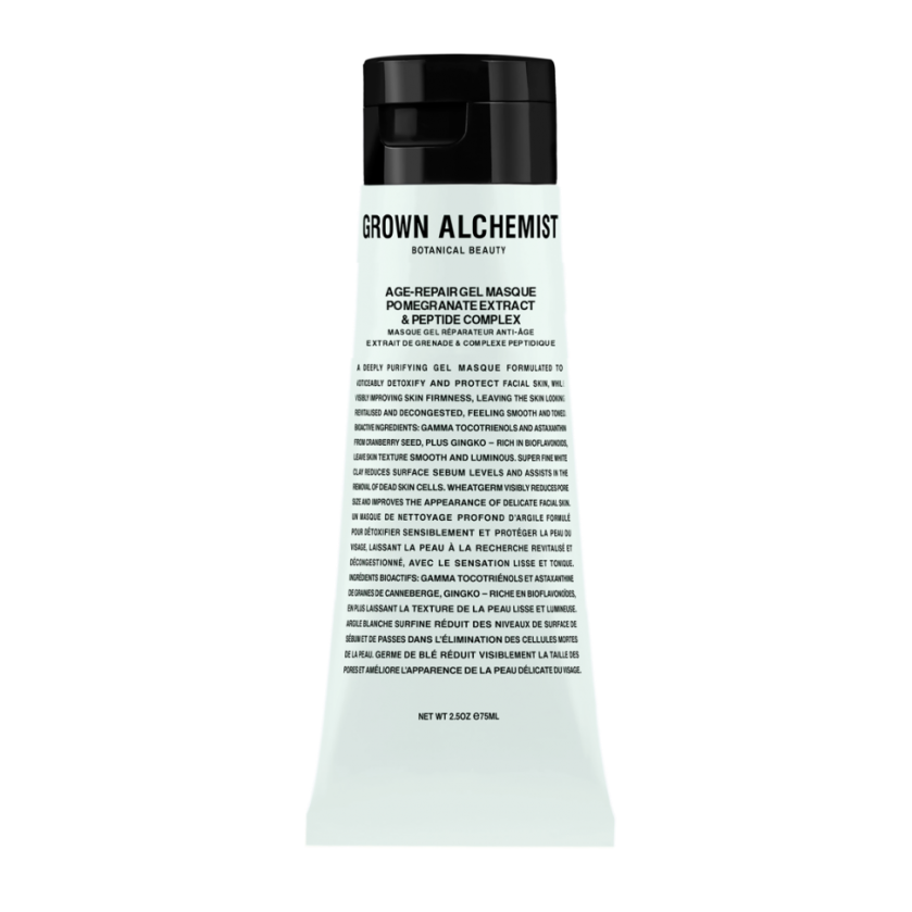 AGE-REPAIR GEL MASQUE: POMEGRANATE EXTRACT & PEPTIDE COMPLEX 75ML AU$79.95