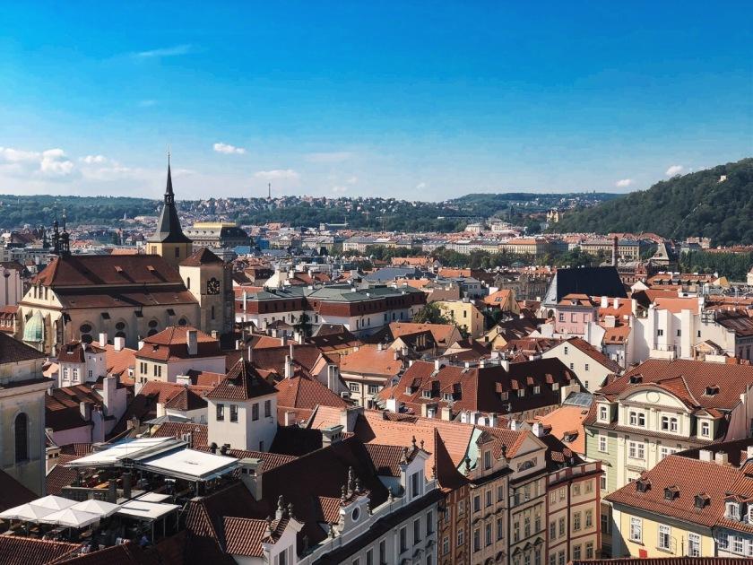 布拉格|住宿|茉莉酒店 Hotel Grandium Prague 近車站、舊城區