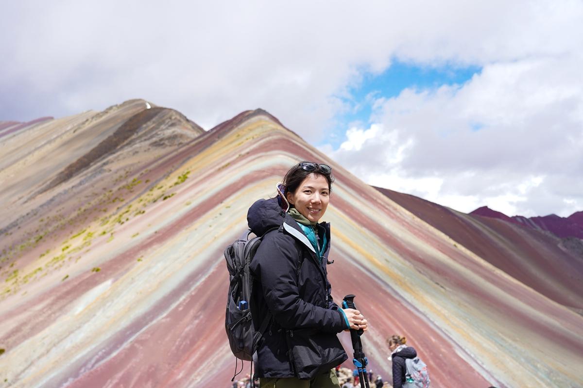 秘魯彩虹山|海拔5200公尺的路上,只聽見自己的心跳